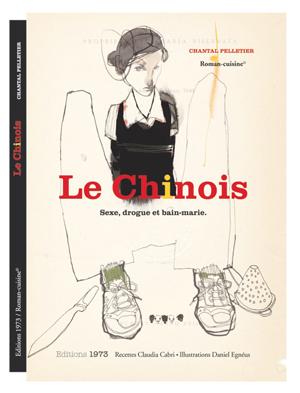 Le Chinois - Roman Cuisine aux Editions 1973