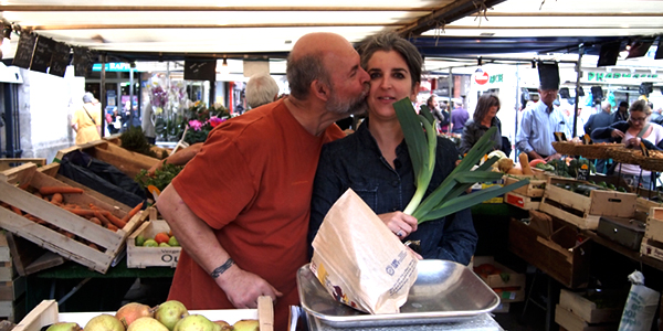 Visite guidée au marché par Miss Lunch